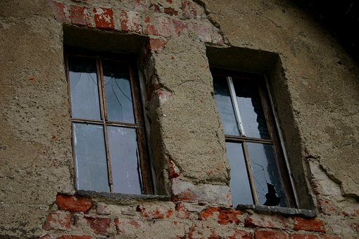 Window, Building, Architecture, Old, Facade, House