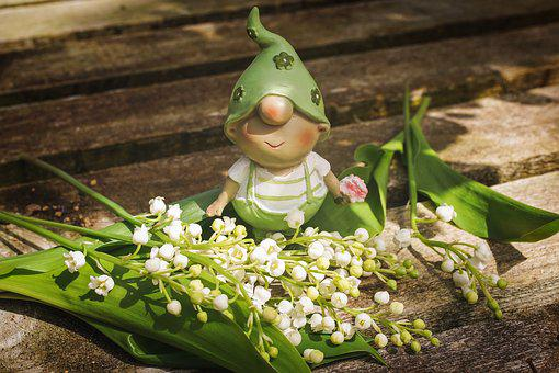 Lily Of The Valley, Fragrance, Fragrant, Bell