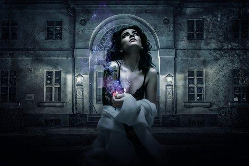 Fantasy, Gothic, Goth, Dark, Mystery, Mysterious