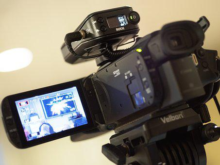 Video, Camera, Film, Cinema, Recording, Production