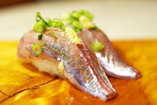 Restaurant, Japanese Food, Japan Food, Horse Mackerel
