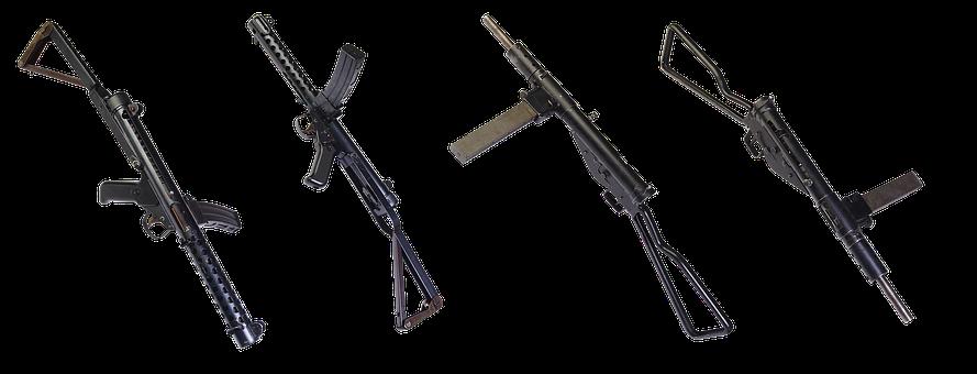 The Gun, Sten Mk-2, British Machine, Portable, Weapons