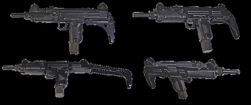 The Gun, Uzi-micro, Israeli Machine, Weapons, Army