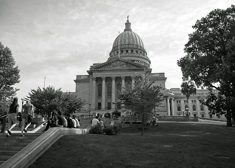 Wisconsin State Capitol Building, Capitol, Building