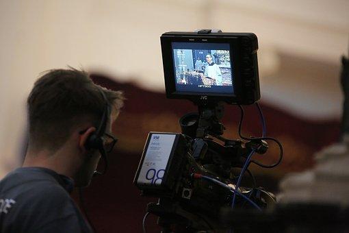 Press, Cinematographer, Work, Journalist