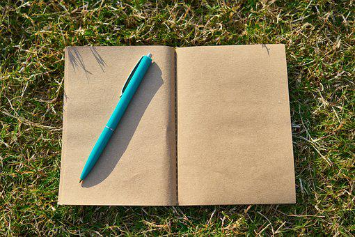 Notebook, The Work, Work, Pen, To Write, Poet, Read