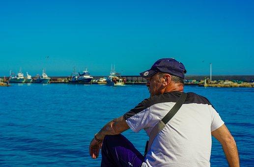 Is, Sea, Beautiful, Sky, Boat, Summer, Blue, Beach