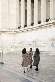 Roma, Denimira, Borisova, Women, Outdoor, Standing
