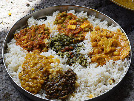 Indian, Food, Healthy, Curry, Cardamom, Cooking