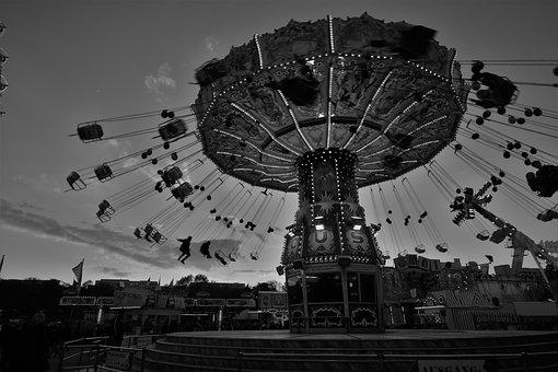 Fair, Entertainment, Carousel, Fairground, Ride