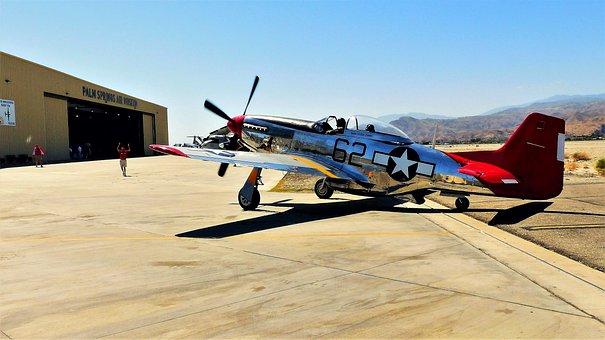 Aircraft, War, Military, Propeller, Aviation, Flight