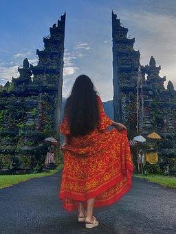 Handara Gate, Bali, North Bali, Indonesia, Instagram