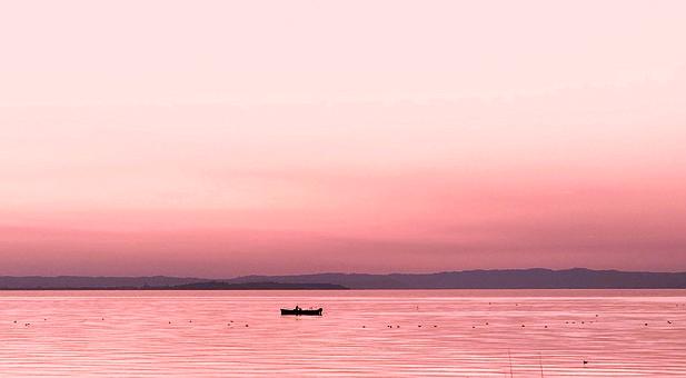 Lake, Garda, Italy, Vacations, Landscape, Water