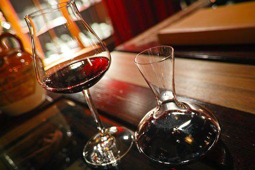Restaurant, Wine Bar, Bar, Wine, Alcohol, Drink, Glass