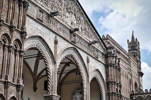 Cathedral, Dom, Architecture, Italy, Building