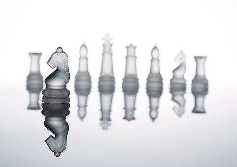 Chess, Pawn, King, Queen, Strategy, Game, Strategic