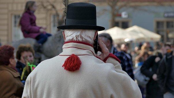 Easter, Kraków, Hat, People, The Crowd, Street, Walkway