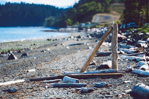 A, Avengers, Shore, Beach, Landscape, Ocean, Canada