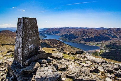 Ben Donich, Loch Goil, Loch, Scotland, Nature, Scottish