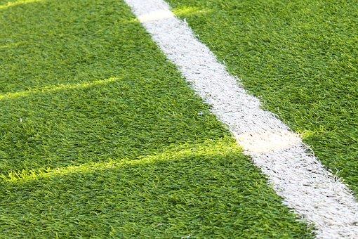 Ground, Pitch, Grass, Artificial Grass, Football, Mini