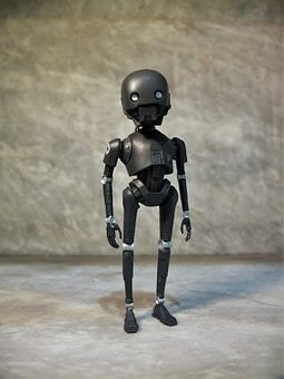 K-2so, Robot, Star, Wars, Film, Video, Character