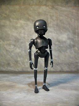 K-2so, Robot, Star, Wars, Film, Video, Character