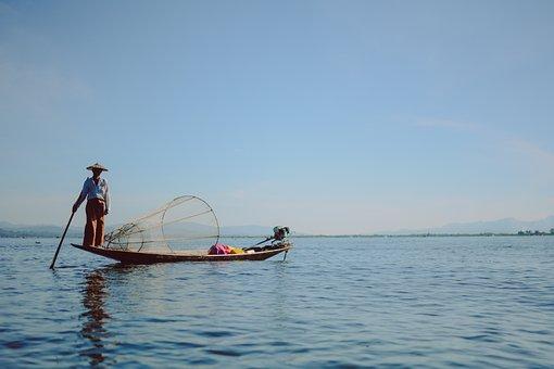 Myanmar, Burma, Shan State, Inle Lake, Hiking