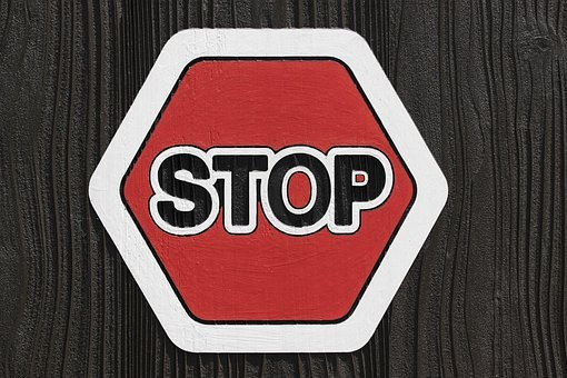 Stop, It, Warning, Transportation, Sign, Safety, Signal