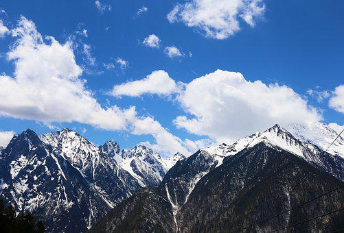 Shangri-la's, Snow Mountain, The Nature Reserve