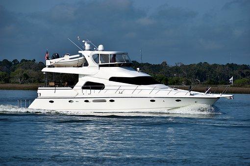 Yacht, Boat, Vessel, Cruising, Sea, Water, Nautical