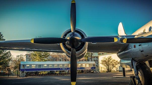 Propeller, Aircraft, Wing, Flying, Aviation, Oldtimer