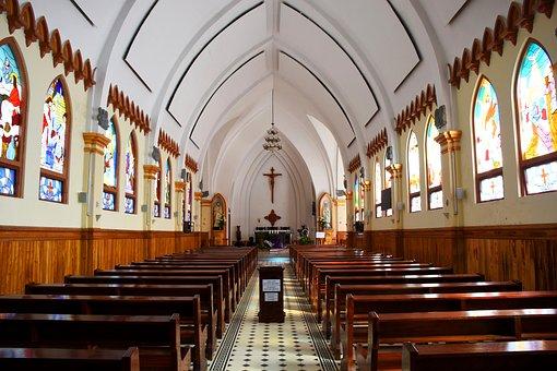 Ancient Sapa Church, Christianity, Tourism