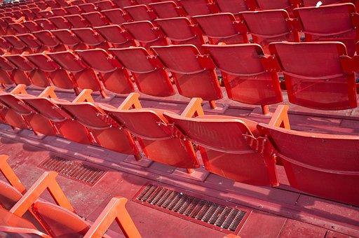 Seat, Chairs, Bleachers, Sit, Show, Tribune, Empty