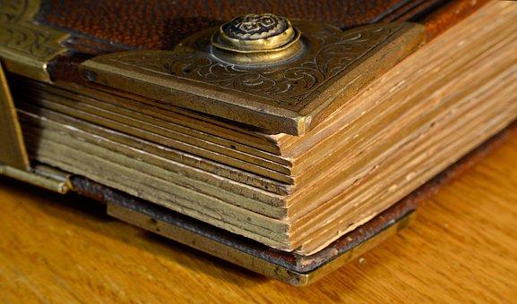 Paper, Book, Album, Old, Bible, Read, Starodruk