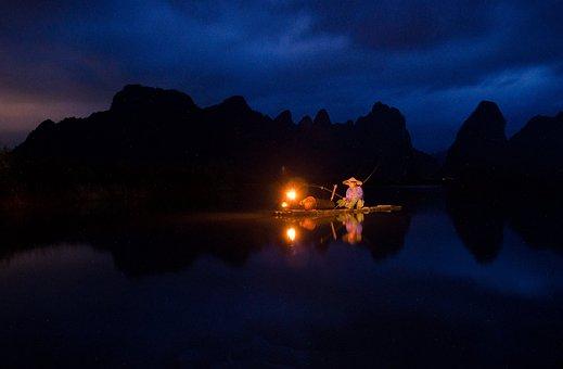Clouds, Mountains, Landscapes, Landscapes Of Vietnam