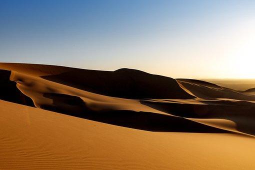 Huacachina, Oasis, Peru, Desert, Sand, Dunes, Dry