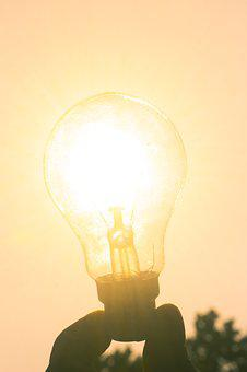 Free Energy, Idea, Invention, Lamp, Intelligence