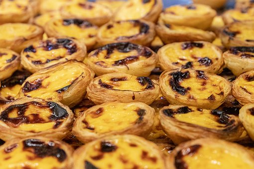 Lisbon, Specialty, Pasteis De Data, Belem Pasteis