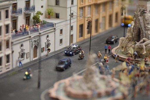 Model Train, Modelling, Miniature Wonderland