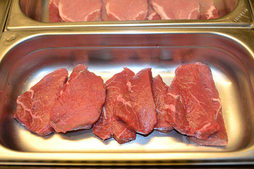 Meat, Pork, Food, Kitchen, Grilled, Nutrition, Eat