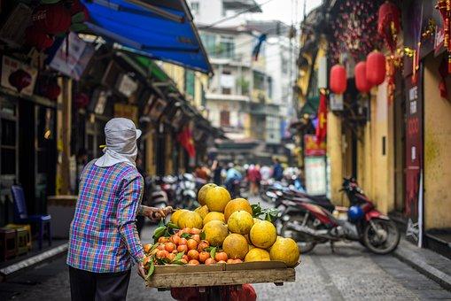 Hanoi, Vietnam, Hanoi Old Quarter