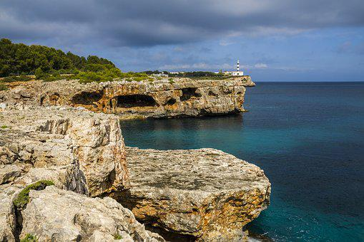 Mallorca, East Coast, Sea, Sea View, Water, Summer