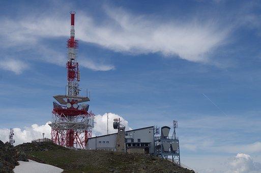 Antenna, Send System, Transmission Tower, Technology