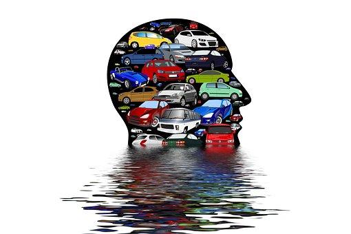 Auto, Man, Head, Setting, Water, Wave, Mirroring