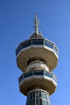 Greece, Thessaloniki, Ote Tower
