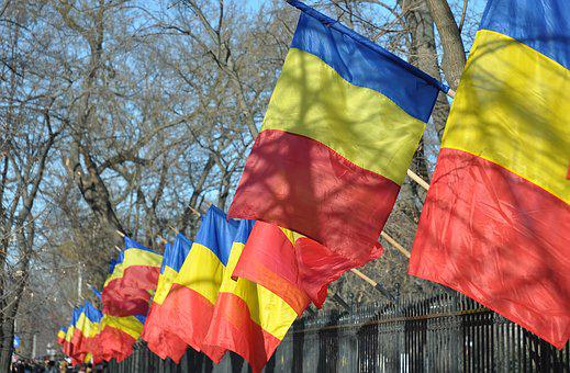 Romania, Flag, National Day, Europe, Symbol, Nation