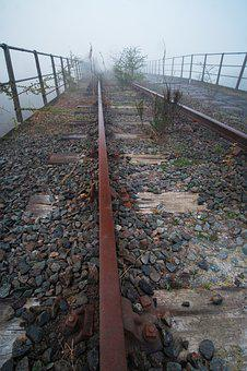 Abandoned, Railway Bridge, Castleford, Yorkshire
