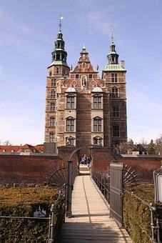 Rosenborg, Castle, Copenhagen, Denmark, Architecture