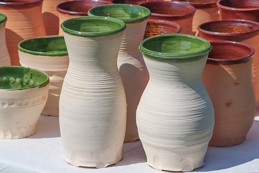 Ceramic, Handmade, Craft, Cup, Vases, Sound, Pottery