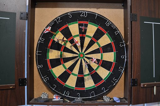 Darts, Sports, Arrow, Games, Shot, Victory